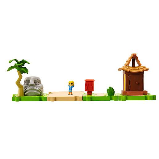 World of Nintendo Legend of Zelda Outset Island Playset
