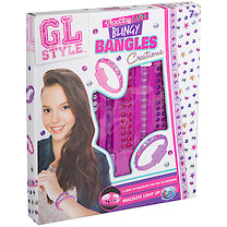 Grafix GL Style Flashing LED Blingy Bagles Creation Kit