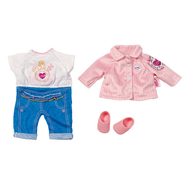 My Little Baby Born Streetwear Easy Fit The Entertainer