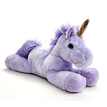 Snuggle Buddies Super Cuddly Unicorn or Pony (Colours Vary)