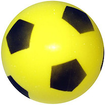 Foam Football (Colours Vary)