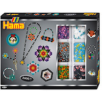 Hama Striped Beads Activity Set