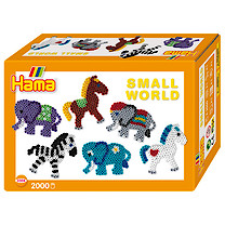 Hama Small World Horses and Friends Gift Box