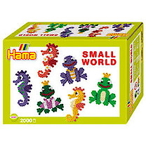 Hama Small World Frogs and Friends Gift Box