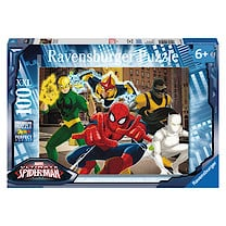 Ravensburger Marvel Ultimate Spider-Man XXL Puzzle - 100 Pieces
