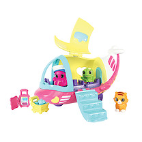 Squinkies 'Do Drops Aeroplane Vehicle Pack