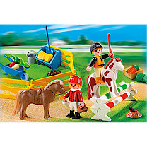 Playmobil - Country Pony Farm Carry Case 5893