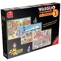 Wasgij Original Collector's Box - 3 x 1000 Piece Puzzles
