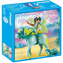 Playmobil 9137 Enchanted Fairy with Horse