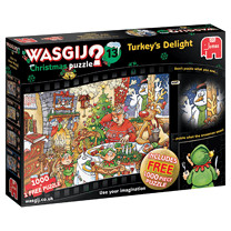 Wasgij Christmas 13 Turkey's Delight Puzzle