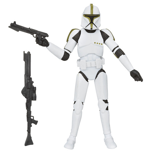 Star Wars Black Series 9cm Figure - Clone Trooper Sergeant - Damaged Packaging