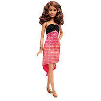 Barbie Fashionistas Doll - Crazy For Coral