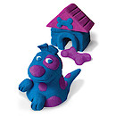 Kinetic Sand Build 2 Colour Pack - Blue and Purple
