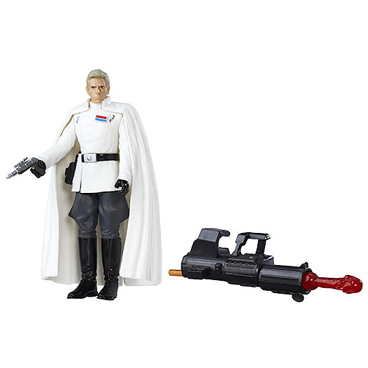Star Wars Rogue One Figure with Accessory - Director Krennic