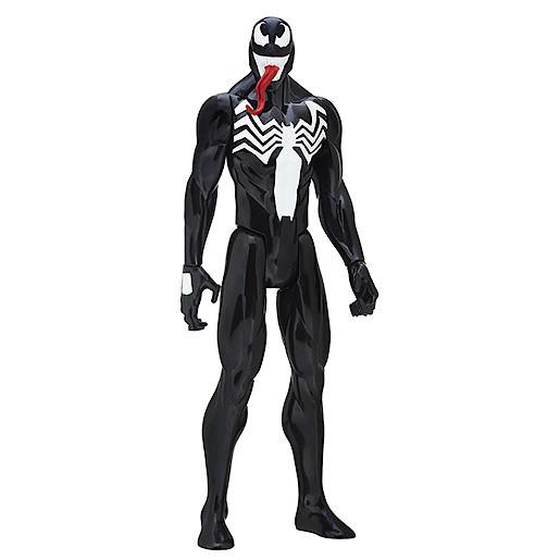 Marvel Ultimate SpiderMan Sinister 6 Titan Hero Action Figure  Venom
