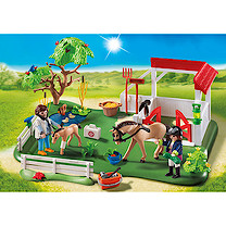 Playmobil - Country Horse Paddock Super Set 6147
