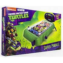 Teenage Mutant Ninja Turtles Super Pinball