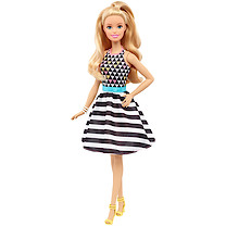 Barbie Fashionista Doll - Power Print