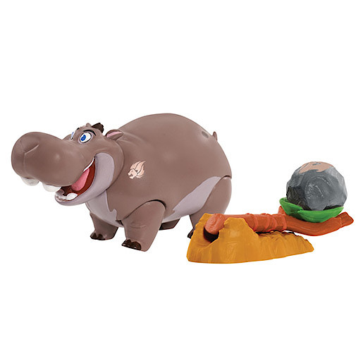 Disney The Lion Guard Beshte with Boulder Catapult