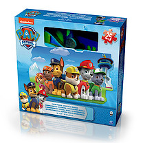 Paw Patrol Giant Foam Puzzle (25 Pieces)