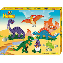 Hama Dinosaurs Activity Set