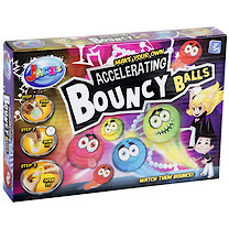Jacks Accelerating Bouncy Balls Set