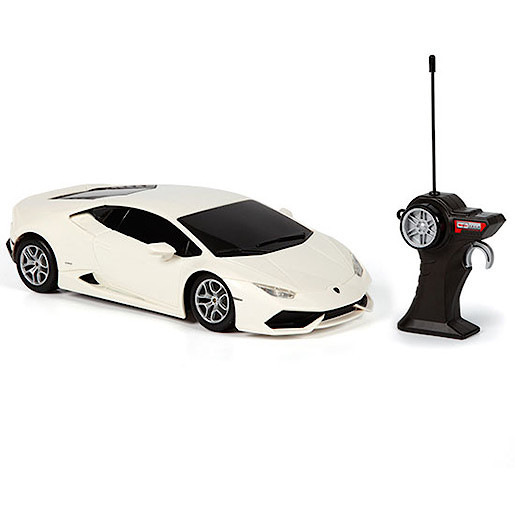 1:12 Remote Control Lamborghini Huracan White from TheToyShop