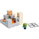 Minecraft Mini Figure Environment Set - Piston Push