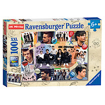 Ravensburger One Direction 100XL Piece Puzzle