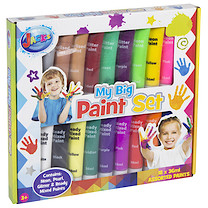 Jacks My Big Paint Set