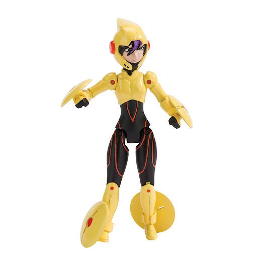 Big Hero 6 10cm Go Go Tomago Figure