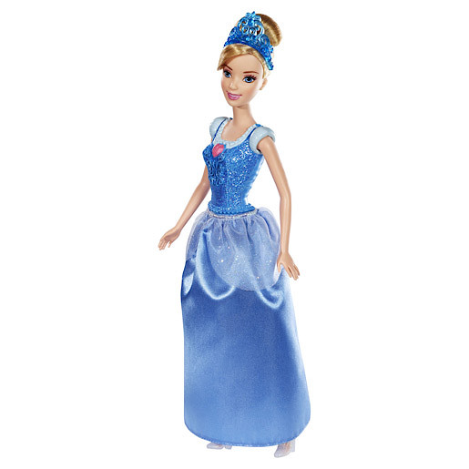Disney Sparkle Princess - Cinderella Doll