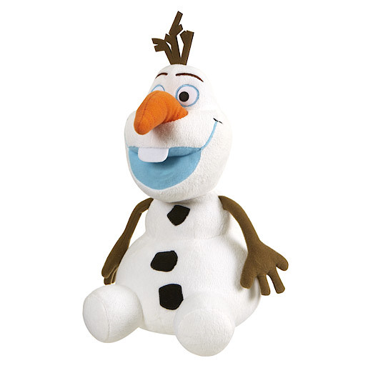 Disney Frozen Anipet Olaf Soft Toy
