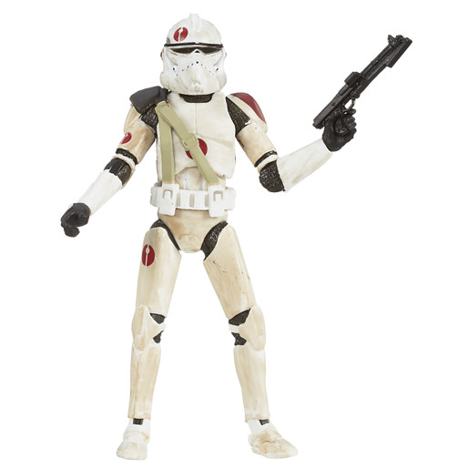 Star Wars Black Series 9cm Figure - Clone Commander Neyo - Damaged Packaging