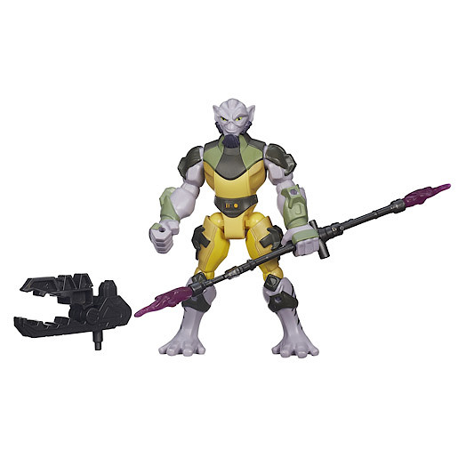 Star Wars Rebels Hero Mashers Deluxe Garazeb Orrelios Figure
