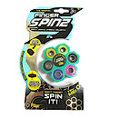 Finger Spinz 6 Bearing Toy with Accessories - Green