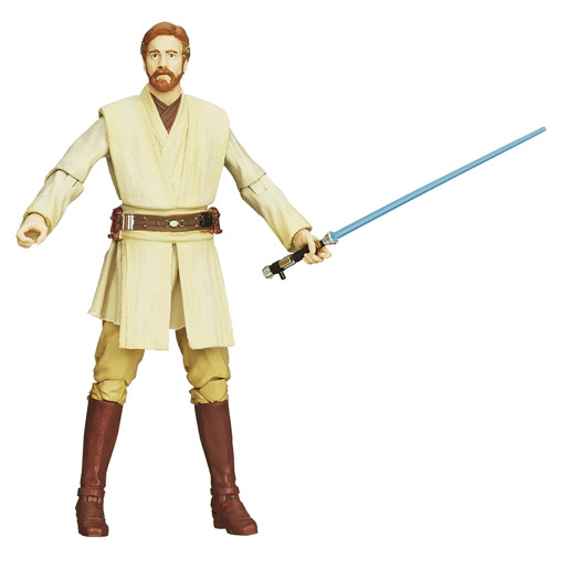 Star Wars Black Series 15cm Figure - Obi-Wan Kenobi - Damaged Packaging