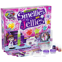 Groovy Labz Make Your Own Smellies and Jellies Science Lab