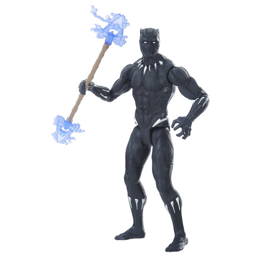 Marvel Black Panther 15cm Action Figure - Black Panther