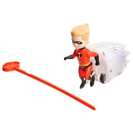Disney Pixar Incredibles 2 15cm Figure - Super Speed Dash