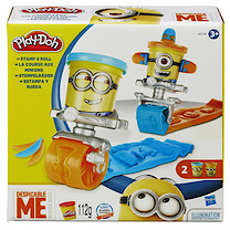 Play-Doh Stamp and Roll Set Featuring Despicable Me Minions