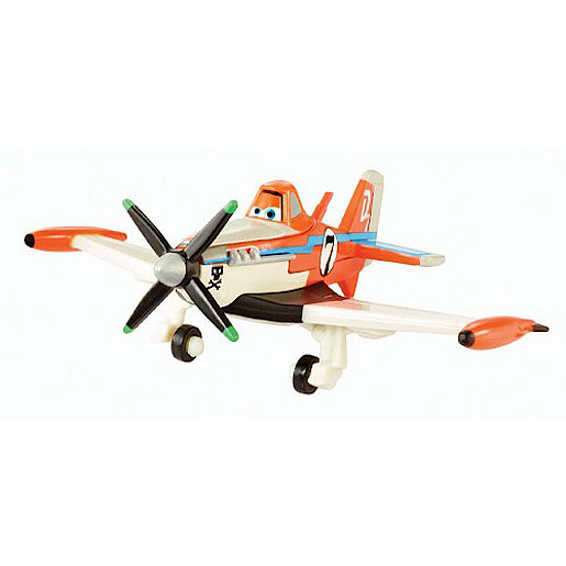 Image of Disney Planes 2 Die Cast Vehicle Supercharged Dusty