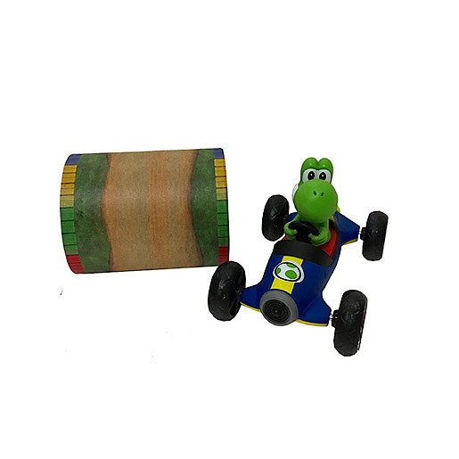 World of Nintendo Tape Racer  Yoshi