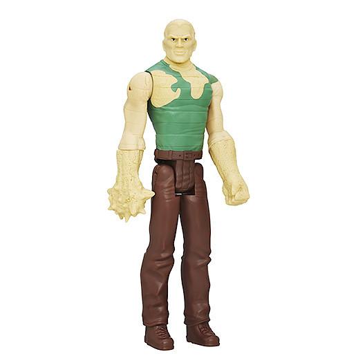 Marvel Ultimate SpiderMan Sinister 6 Titan Hero Action Figure  Sandman