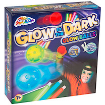 Jacks Glow In The Dark Glow Balls