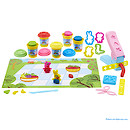 Peppa Pig - 16 Piece Picnic Dough Playset