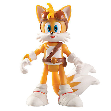 Sonic Boom Tails Figure The Entertainer The Entertainer