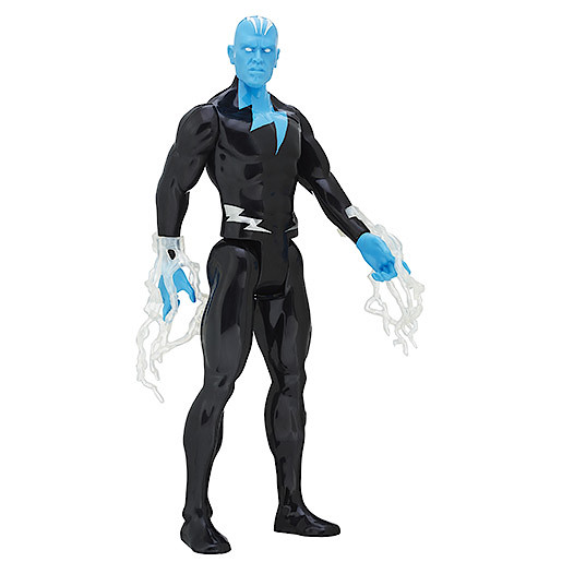 Marvel Ultimate SpiderMan Sinister 6 Titan Hero Action Figure  Electro