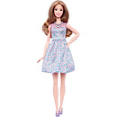 Barbie Fashionista Lavender Petals Tall Doll