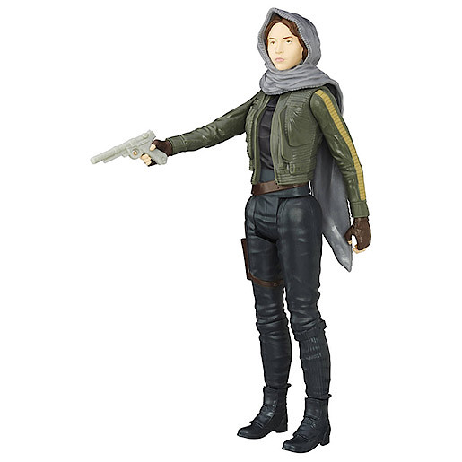 Star Wars Rogue One 30cm Jyn Erso Figure